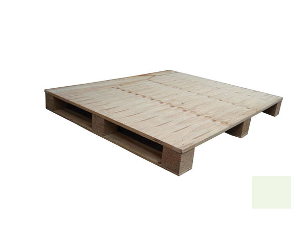 多层板木托