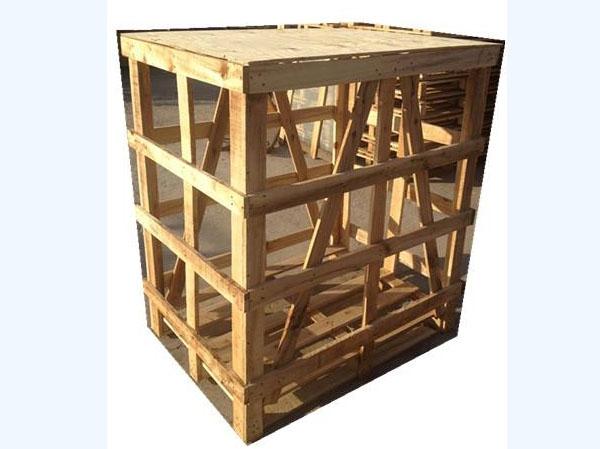 折叠式木箱