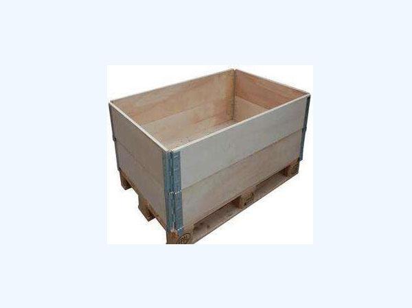 优质折叠式木箱