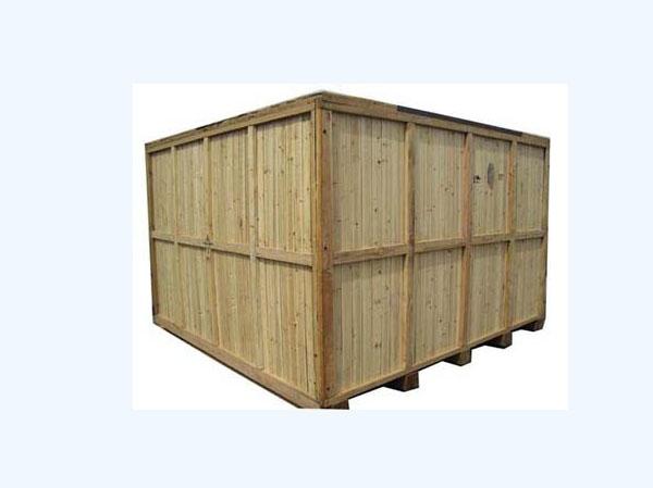 泰安实木木箱厂家