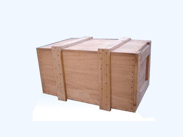 泰安实木木箱