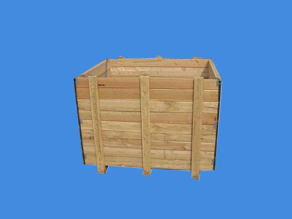 泰安实木包装箱