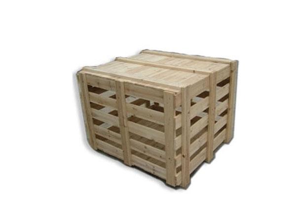 优质实木包装箱